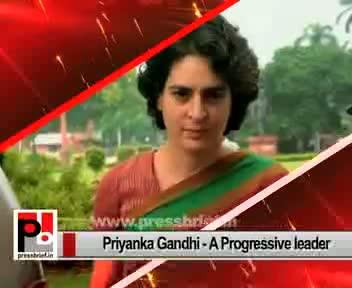 Not taking up any Congress posts, clarifies Priyanka Gandhi