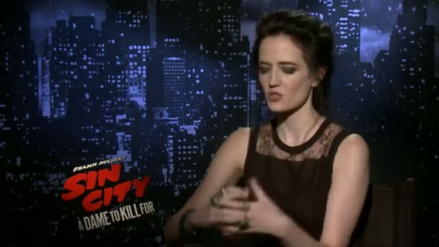 'Sin City' Cast on Maturity and Nudity