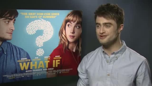 Daniel Radcliffe Keeps Things Diverse