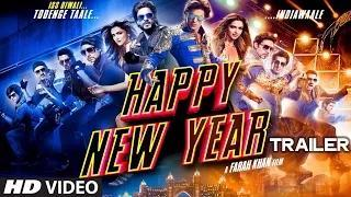 Happy New Year Official Trailer ft. Sharukh Khan, Deepika Padukone, Abhishek Bachchan, Sonu Sood, Boman Irani & Vivaan Shah