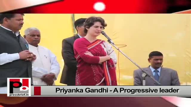 Priyanka Gandhi Vadra calls reports of her taking up important Congress post baseless