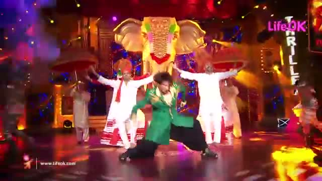 Sushant Singh Rajput Mind Blowing Performance @ Life Ok Now Awards: 15th August 2014 Performances -