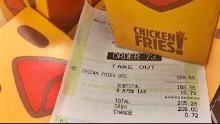 Scott Disick Spent $205 on Burger King Chicken Fries
