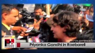 Priyanka Gandhi Vadra - charismatic like Indira Gandhi