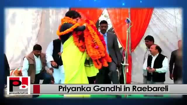 Priyanka Gandhi - Efficient Congress campaigner with innovative ideas