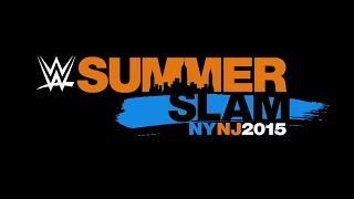 SummerSlam 2015 comes to New York & New Jersey