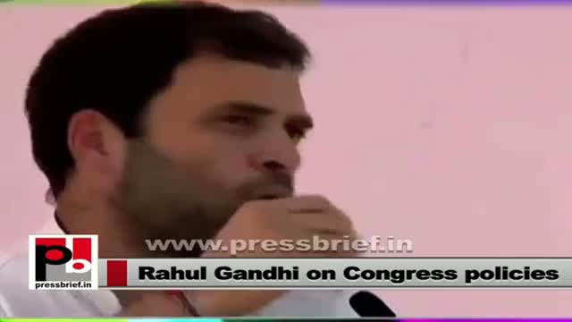 Rahul Gandhi always stressed for the need to curb violence against women