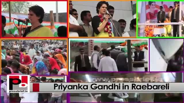 Priyanka Gandhi, genuine Congress leader and charismatic personality like Indira Gandhi