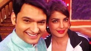 Priyanka Chopra And Kapil Sharma's PDA!