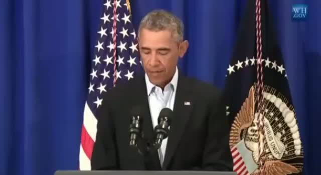 Obama Speech Isis execution of American Journalist James Foley Barack Obama on ISIS