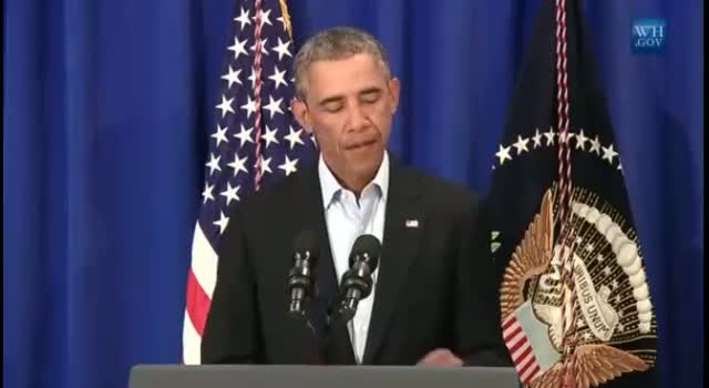 Obama Speech Obama ISIS Beheading Speech Barack Obama Statement James Foley execution