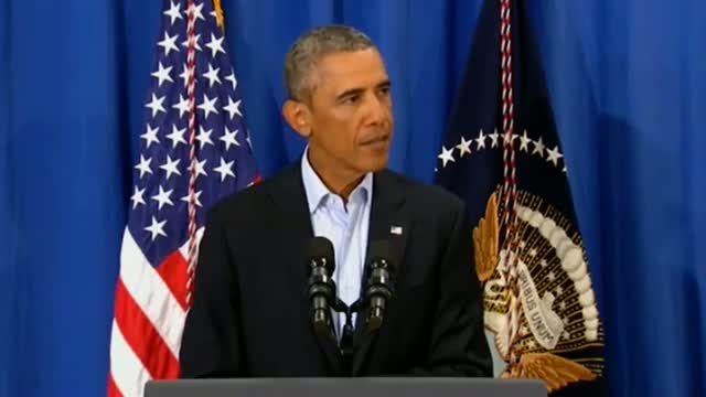 President Obama: This World Appalled by James Foley Murder