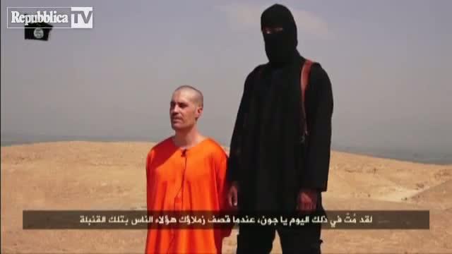 James Foley R.I.P +18 James Foley video Steven Sotloff