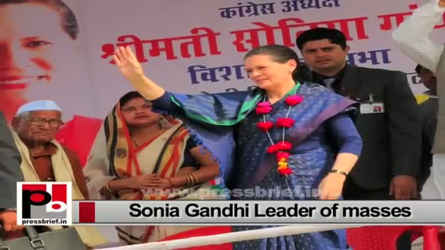 Congress under Sonia Gandhi expresses concern over growing communal violence in the country