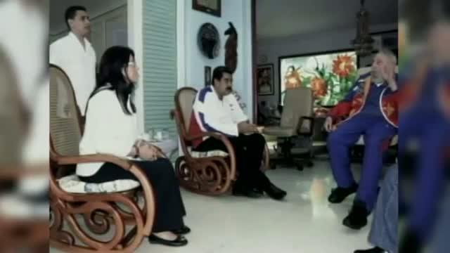 Cubavision Airs Images of Fidel Castro