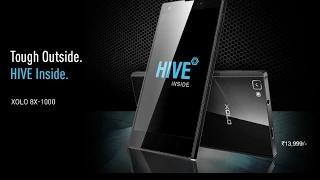 XOLO Hive 8X 1000 First Look
