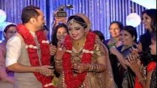 Fahad Faasil Nazriya Nazim Marriage Video