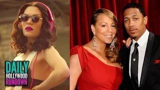 """Jessie J's """"Bang Bang"""" Music Video Sneak Peek! Mariah Carey & Nick Cannon Divorcing?"""