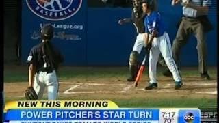 Mo'Ne Davis Black Girl Pitcher 13 MoNe Davis Little League World Series Philadelphia Taney Dragons