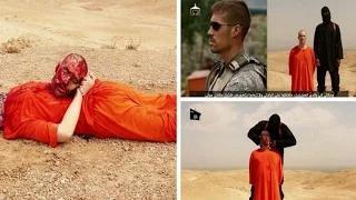 "Identifican a ""Jhon"" el verdugo del periodista decapitado James Foley: VIDEO"