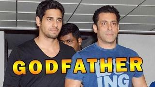 Salman Khan Is Sidharth's Lucky Charm