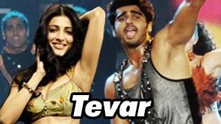 Arjun Kapoor & Shruti Hassan's HOT ITEM SONG in Tevar