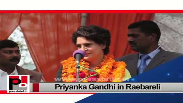 Priyanka Gandhi - inspiring Congress campaigner who has all qualities to become a good leader
