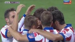 Mario Mandzukic Goal - Atletico Madrid vs Real Madrid 1-0 - 2014 HD