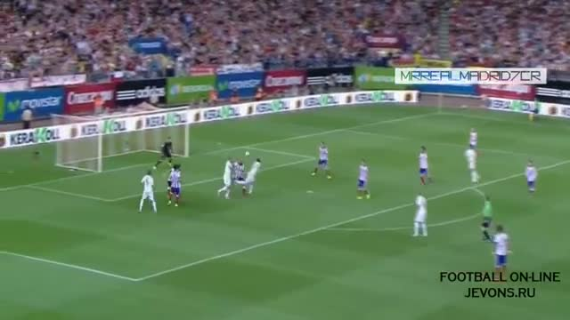 Atletico Madrid vs Real Madrid 1-0 All Goals & Highlights (SuperCopa de Espana) 2014 HD