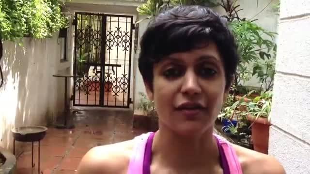 "Bollywood Star Mandira Bedi ALS Ice Bucket Challenge - ""Ice Bucket Challenge"""