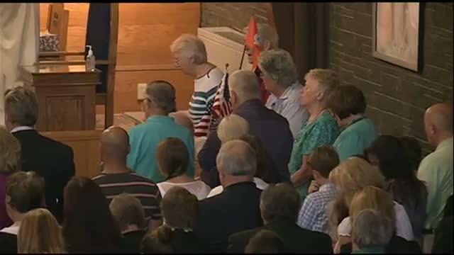 Mass Held for Slain US Journalist James Foley