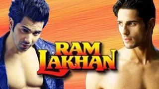 Varun Dhawan & Siddharth Malhotra in Ram Lakhan REMAKE