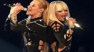 Iggy Azalea & Rita Ora MTV VMA 2014 Performance of Black Widow - MTV Video Music Awards 2014