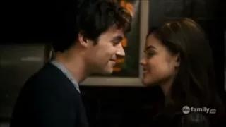 Pretty Little Liars - Top 10 Ezra and Aria (Ezria) Moments :)