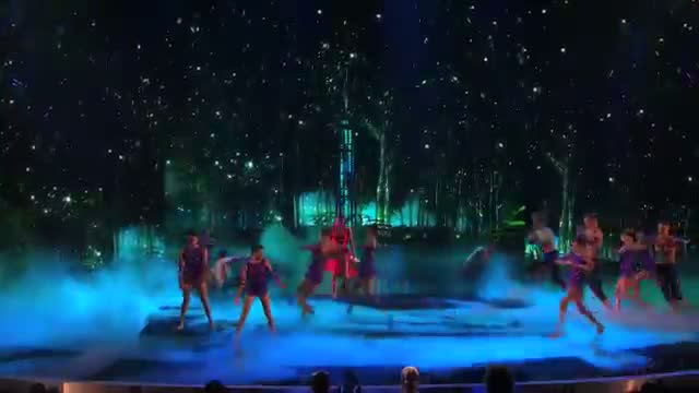 AcroArmy: Acrobatic Dance Troupe Delivers Nail-Biting Moments - America's Got Talent 2014