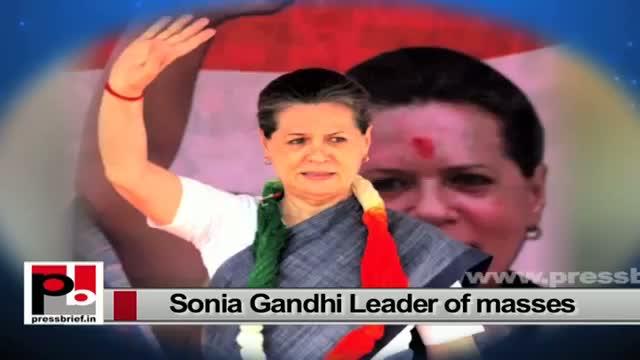 Congress President Sonia Gandhi condoles death of Attenborough