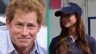 Prince Harry Has a New Girlfriend