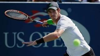 Andy Murray Vs Robin Haase US Open 2014 first round Highlights