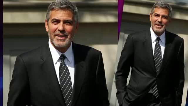 George Clooney Takes Top Spot for Aging Gracefully in Hollywood