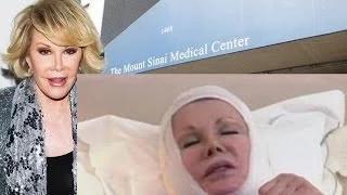 Joan Rivers Stops Breathing During Throat Surgery | Joan Rivers Cardiac Arrest Plastic Surgery