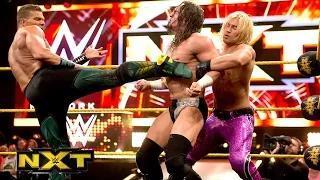 Adrian Neville & Sami Zayn vs. Tyler Breeze & Tyson Kidd: WWE NXT, Aug. 28, 2014