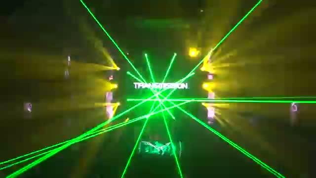 Amazing Laser Show - Ummet Ozcan [Transmission 2014 SK]