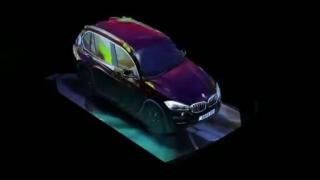The BMW Laser Show Is About to Begin - BMW X5 Laser Mapping