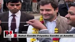 Priyanka Gandhi, Rahul Gandhi-two energetic and charismatic leaders with progressive vision