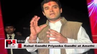 Rahul Gandhi and Priyanka Gandhi Vadra - charismatic leaders, people's favourite