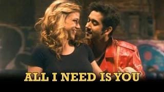 All I Need Is You Song - Dr.Cabbie (2014) ft. Vinay Virmani, Adrianne Palicki