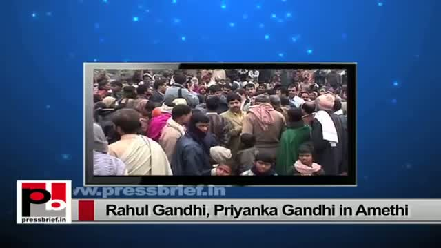 Rahul Gandhi and Priyanka Gandhi Vadra-charismatic and genuine mass leaders
