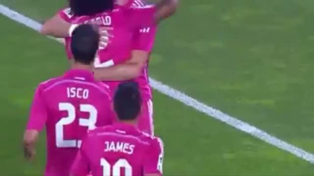 Gareth Bale Goal - Real Sociedad vs Real Madrid   31/08/14, HD