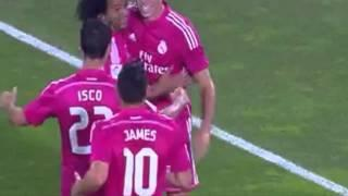 David Zurutuza Goal - Real Sociedad vs Real Madrid 2-2 - 2014 HD