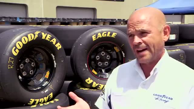 The Drive for Superior Performance presented by Goodyear: Road to the Track